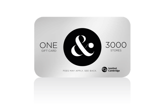 Old gift card image